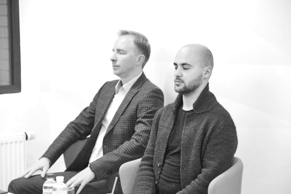 ДЕЛАТЬ DELOITTE: Андрей Булах из Deloitte о балансе, сне и медитации