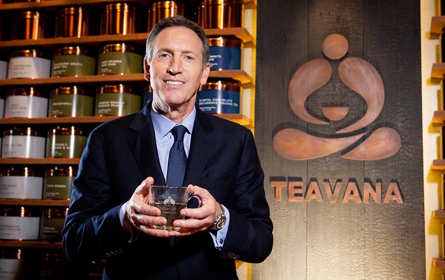 БАКСЫ СТАРБАКСА: основатель Starbucks Говард Шульц о том, как инвестиции в сотрудников помогают росту компании