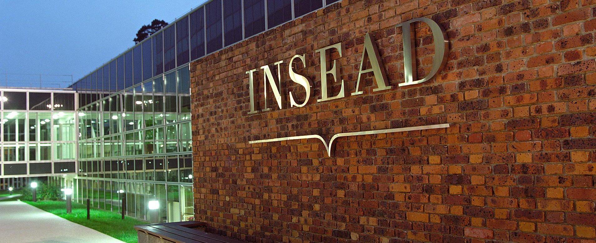 ФРАНЦУЗСКИЙ ЛЕГИОН: в бизнес-школе INSEAD учат предсказывать будущее