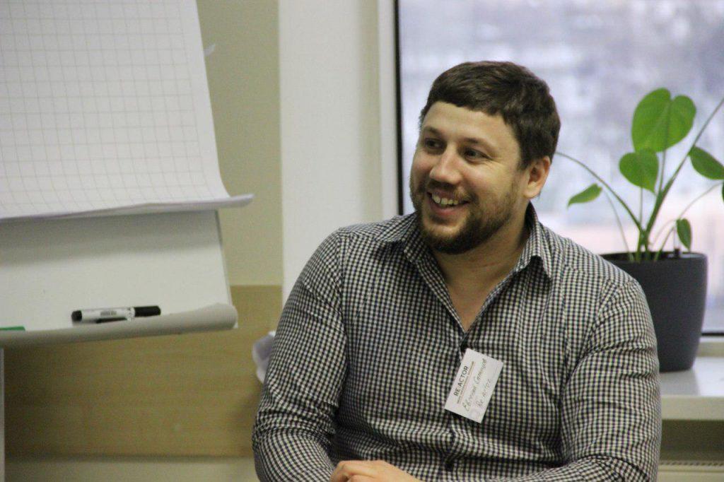 РЕАКТОРНАЯ УСТАНОВКА: Евгений Саранцов о том, как инновации делают бизнес успешнее, а людей — человечнее