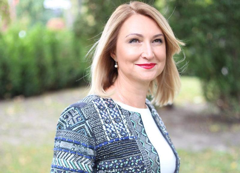 ЧЕЛОВЕЧЕСКОЕ ОТНОШЕНИЕ: Оксана Марина из «Метинвеста» об эре EQ, экологичном лидерстве и о своем лучшем проекте на 25000 человек