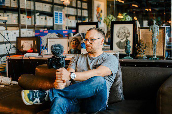 ПАПА БРЕНДА: Андрей Федорив о сплаве бизнеса с творчеством и о внезапном выстреле в дешевом боевике