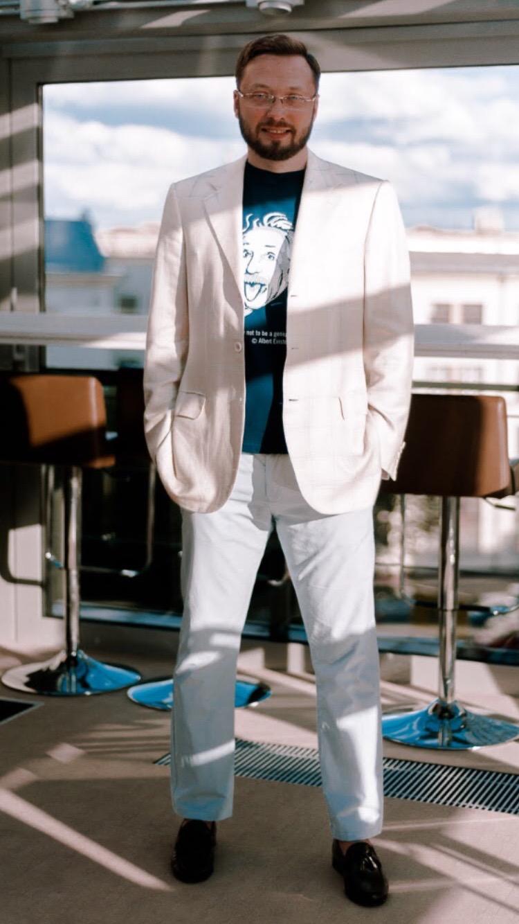БЕЗ СЛАДКОГО: Денис Долинский, соучредитель компании «Житомирські ласощі», о корпоративных войнах, криптовалюте и о чувстве свободы