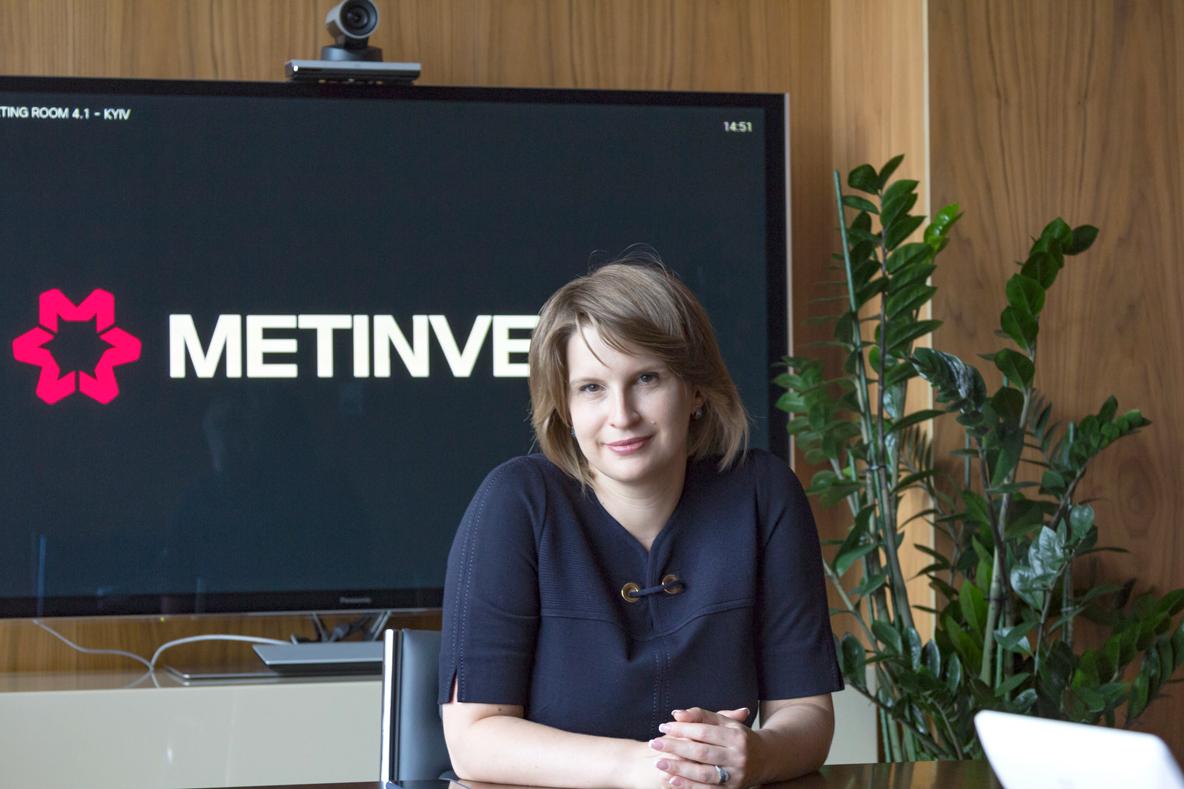 ФАКТОР УСПЕХА: Юлия Ряховская из «Метинвеста» об автоматизации, лидерах мнений и кнопочных телефонах