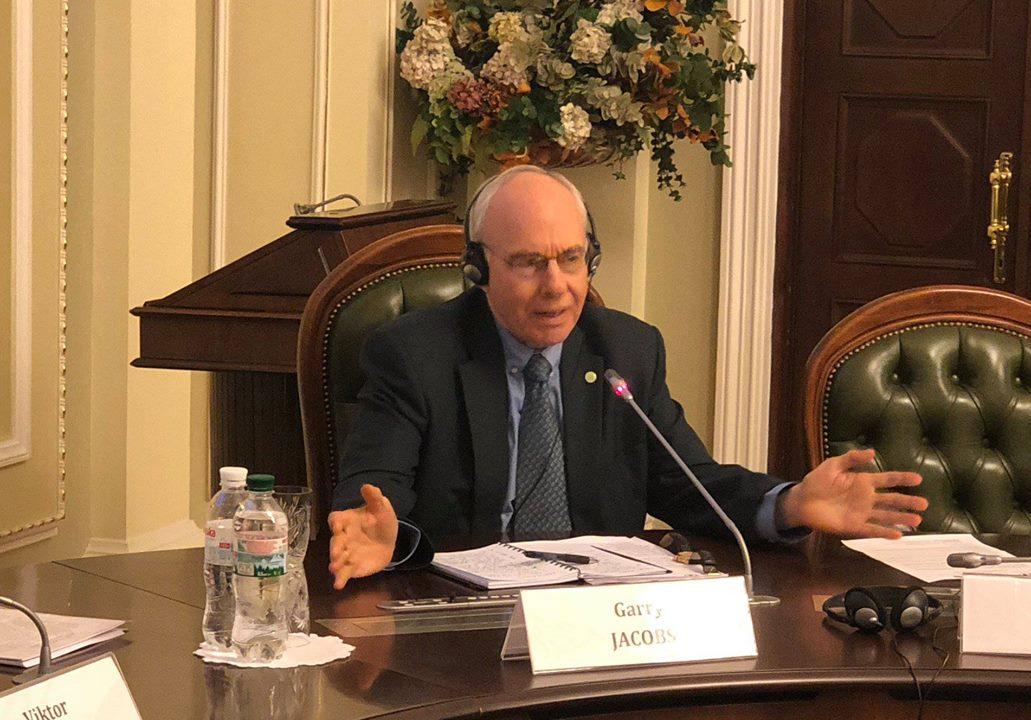 СОХРАНИТЬ МОЗГИ: Гарри Джейкобс из Всемирной академии искусства и науки о том, как Украине перестать быть донором талантов для других стран
