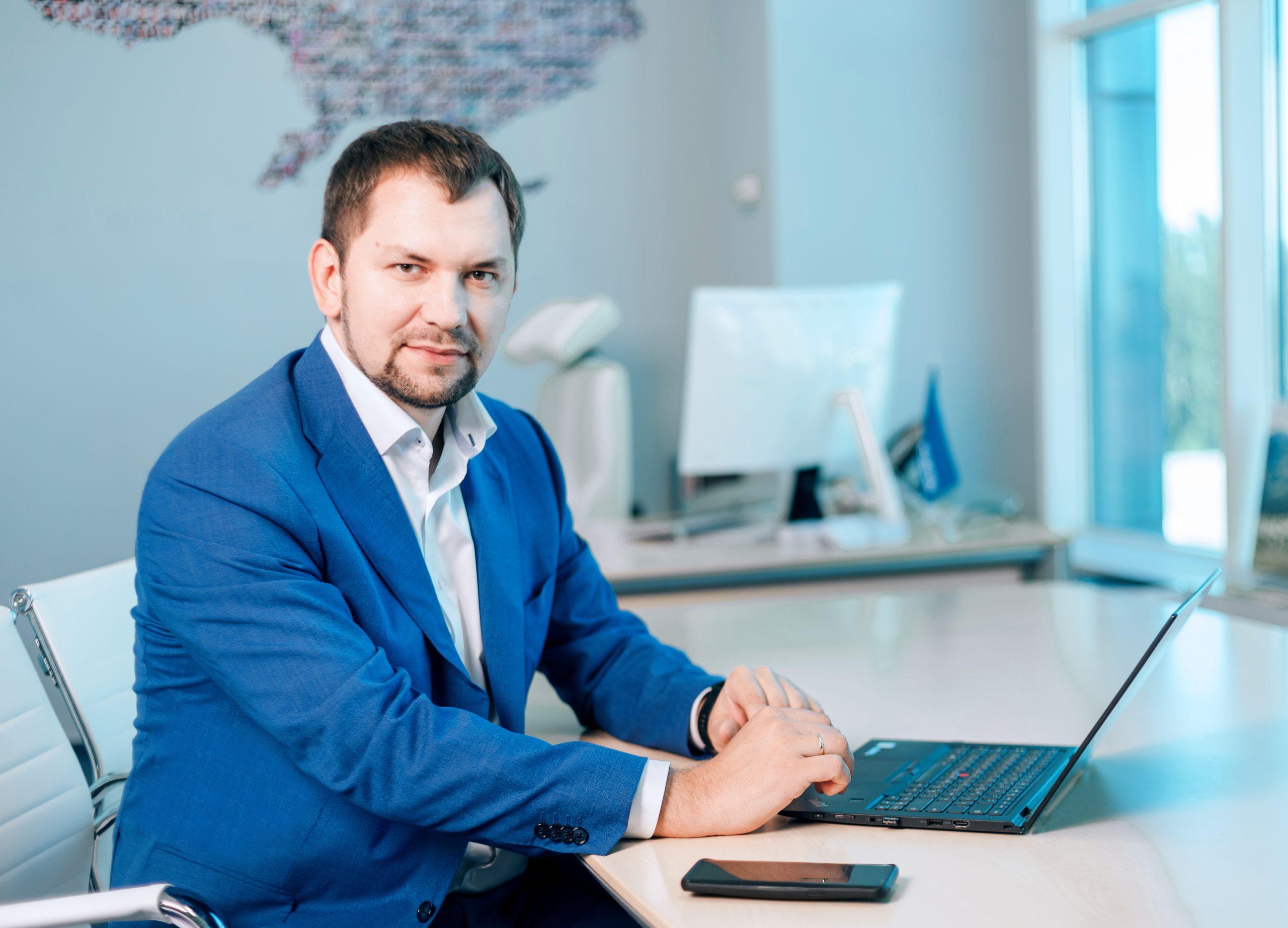 СИСТЕМНЫЙ ПОДХОД: генеральный директор «Датагруп» Михаил Шелемба отом, какизклиента сделать партнера, аизинноваций— доход