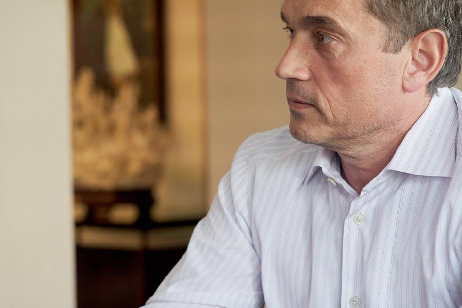 Василий Хмельницкий: «Украина никуда не исчезнет. Поэтому нужно думать вдолгую»