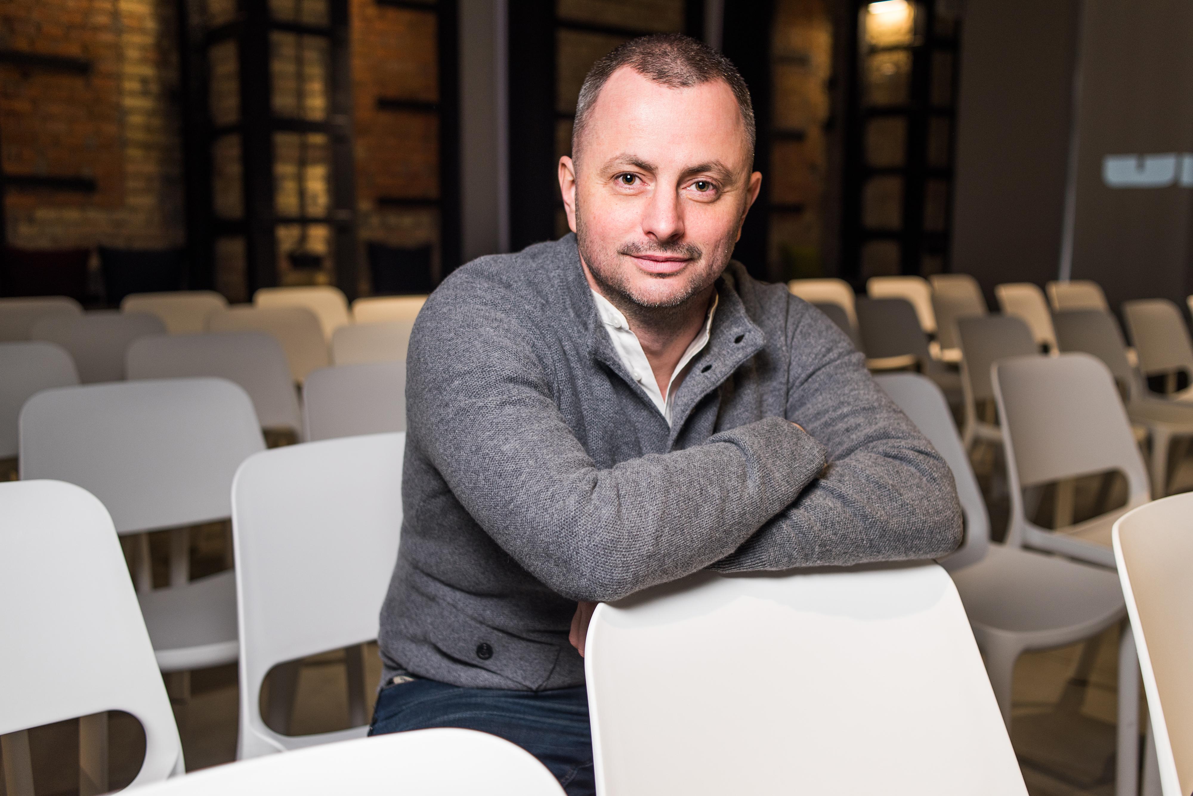 КУРС ЛЕДОКОЛА: Максим Бахматов из UNIT.City о том, как позволять себе ничего не делать, чтобы сделать больше