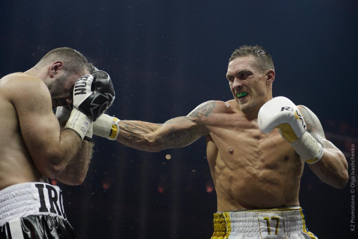 УДАРНЫЙ ТРУД: боксер Александр Усик о том, как преодолевать боль, соперников и сомнения
