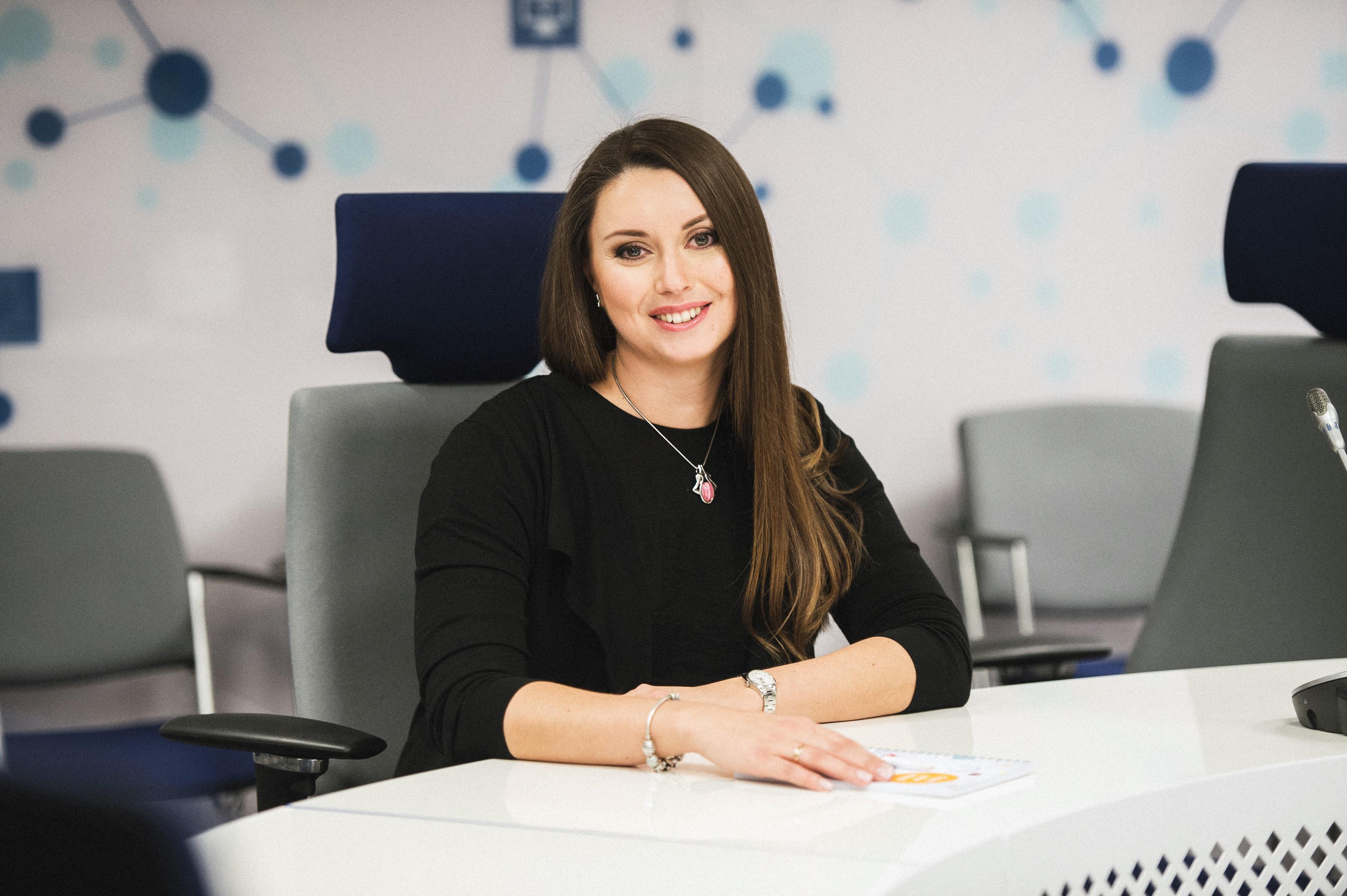 УСЛОВИЯ LUX: Екатерина Губарева из Luxoft о талантах, хороших парнях и джентльменах