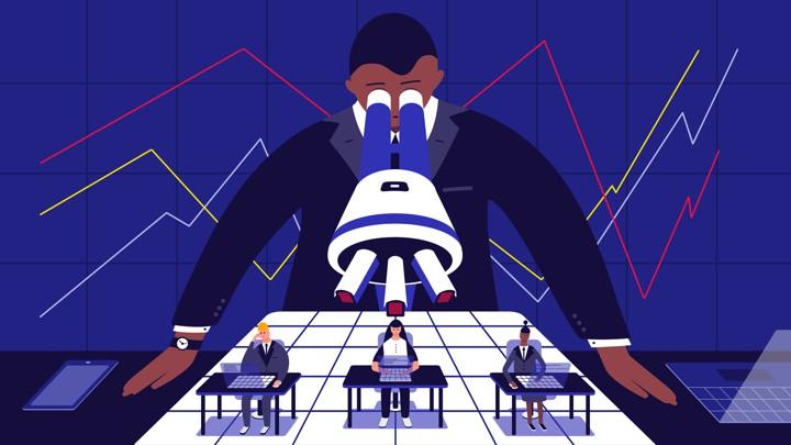 СМОТРИ В ОБА: чем вредна слежка за сотрудниками
