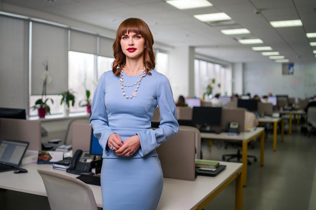 НАПРАВЛЯТЬ, А НЕ ЛОМАТЬ: Ксения Прожогина из МХП о главных принципах работы HR-департамента ее компании