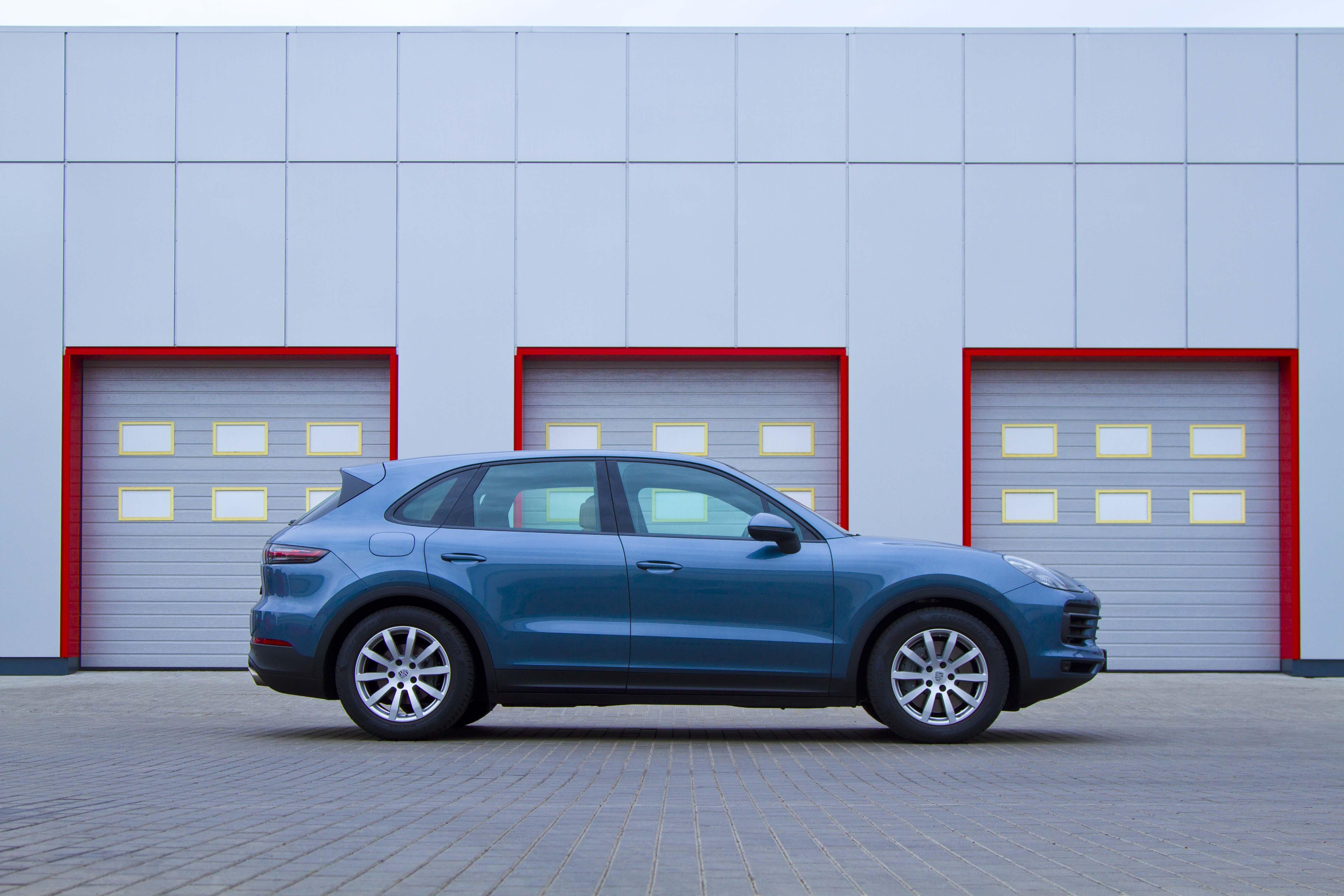 Тест-драйв Porsche Cayenne: Степень свободы