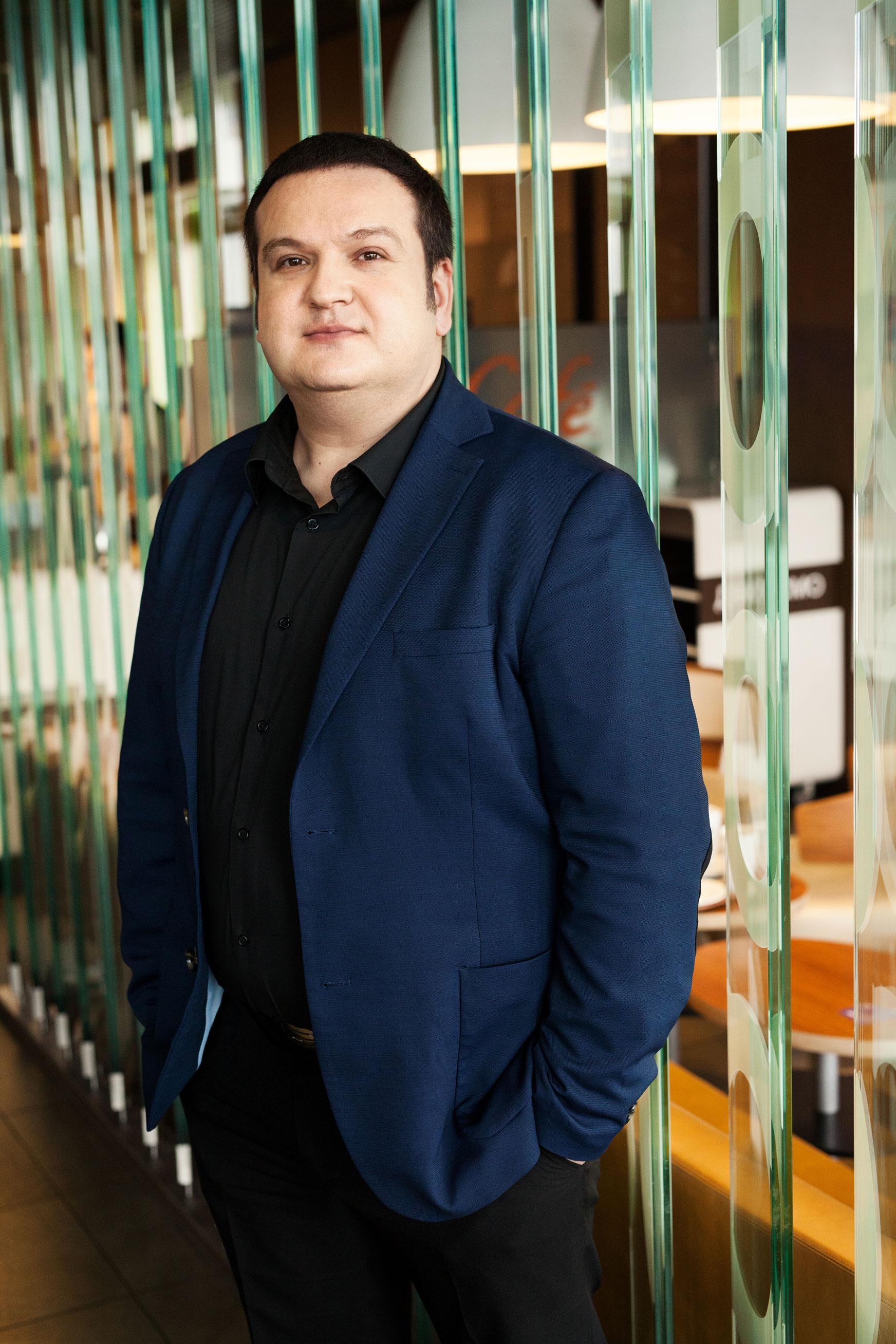 СВОБОДНАЯ КАССА: Игорь Сысоев из «McDonald's Украина», о том, как набирать и обучать сотрудников, которые меняют компанию изнутри