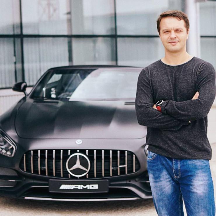 КОЛЕСА ФОРТУНЫ: Ярослав Пригара из Mercedes-Benz о том, что такое спортивная медитация и как она помогает принимать правильные решения