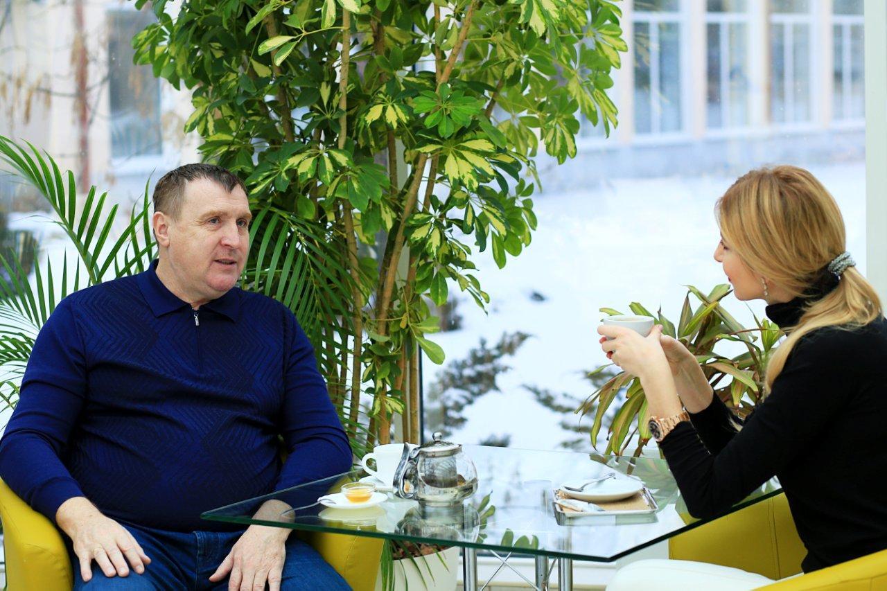 ХИМИЧЕСКАЯ РЕАКЦИЯ: Леонид Шиман, директор Павлоградского химзавода, о том, каким инновациям украинцы могут научить мир и как в этом помогут древние шумеры