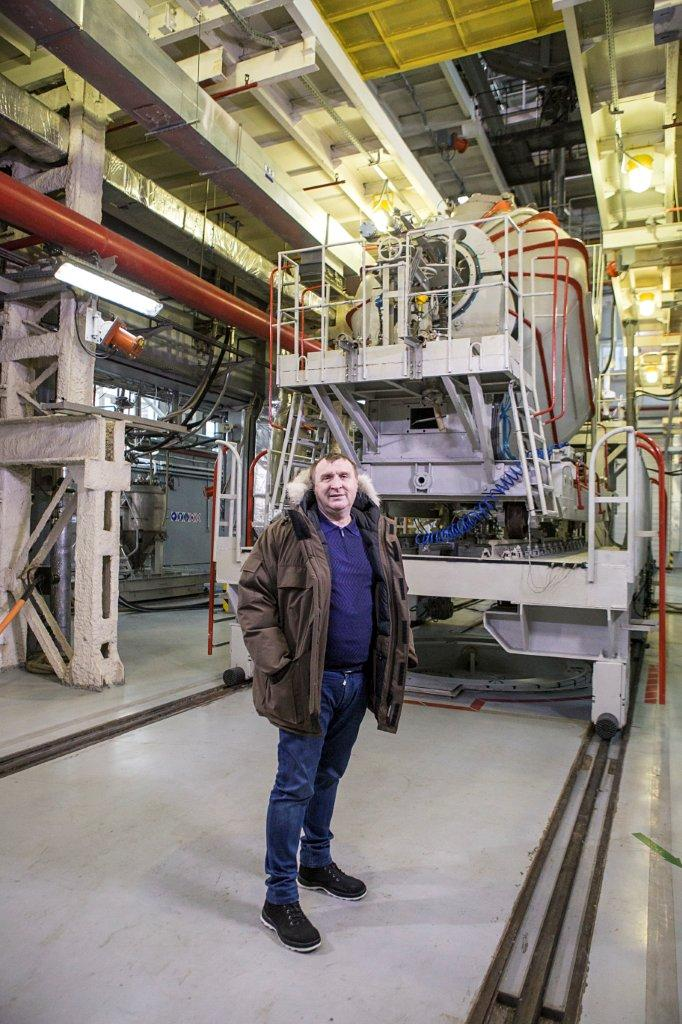 CHEMICAL REACTION: Leonid Shiman, director of the Pavlograd Chemical Plant, about how Ukrainians can teach the world how to innovate and how the ancient Sumerians can help with this...