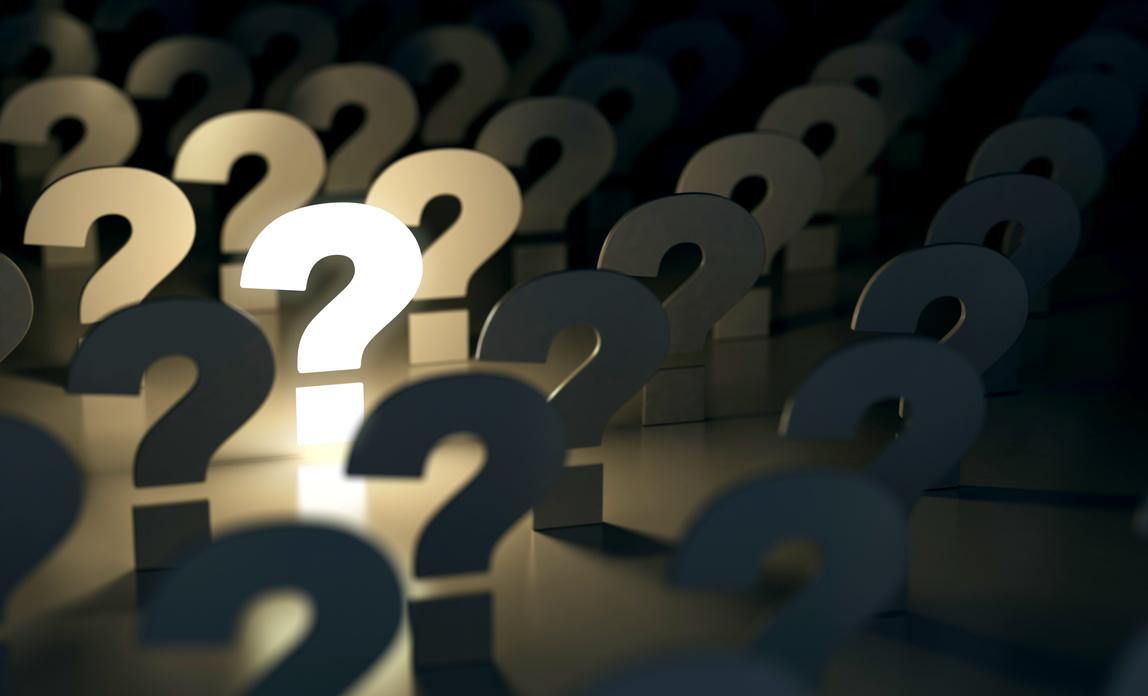 ЗНАКИ ВОПРОСОВ: 100 самых важных вопросов для каждого предпринимателя