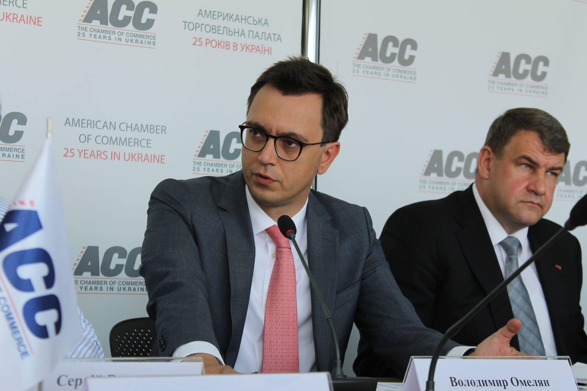 ДИРЕКТОР ДОРОГ:  Владимир Омелян о том, как видеть дальше собственного носа и реформировать отрасль в условиях зарегулированности