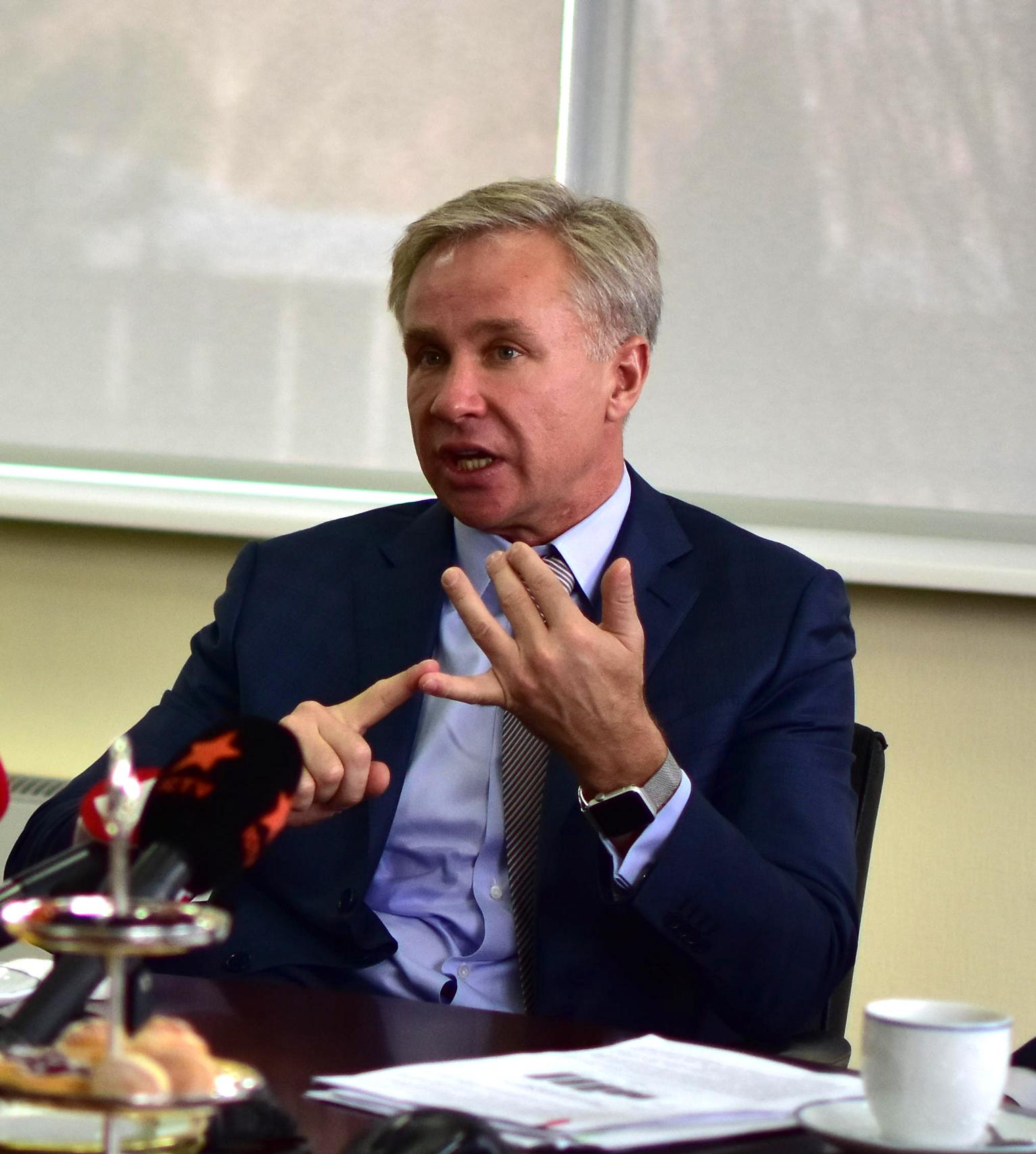 ЗОЛОТО КОСЮКА: владелец МХП Юрий Косюк оглавной ценности компании, трансформации ивлиянии счастья на бизнес
