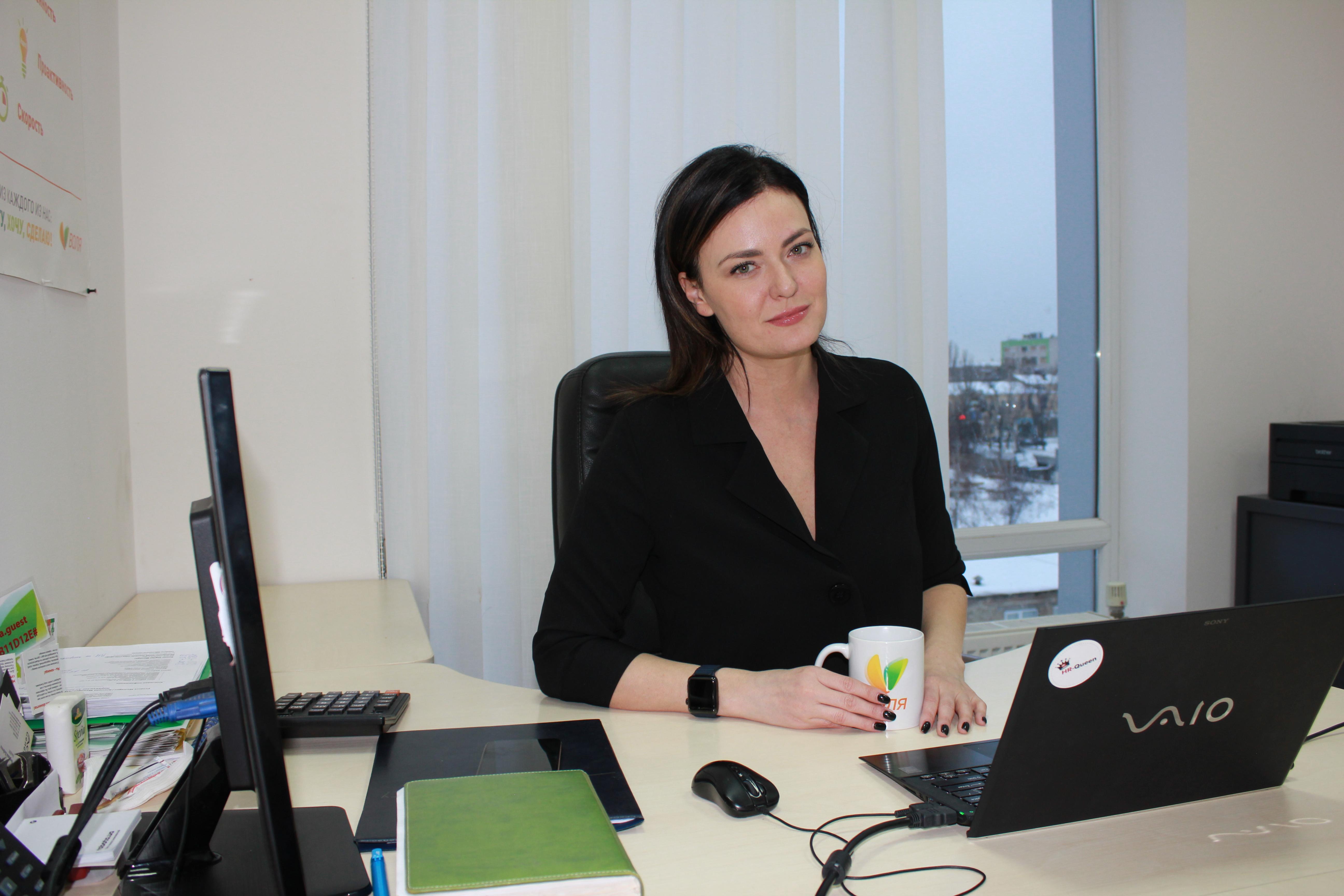 СИЛА «ВОЛИ»: Анна Басюк, директор по персоналу компании «Воля», о внутреннем «пуле талантов» и о сериале, где снимаются сотрудники