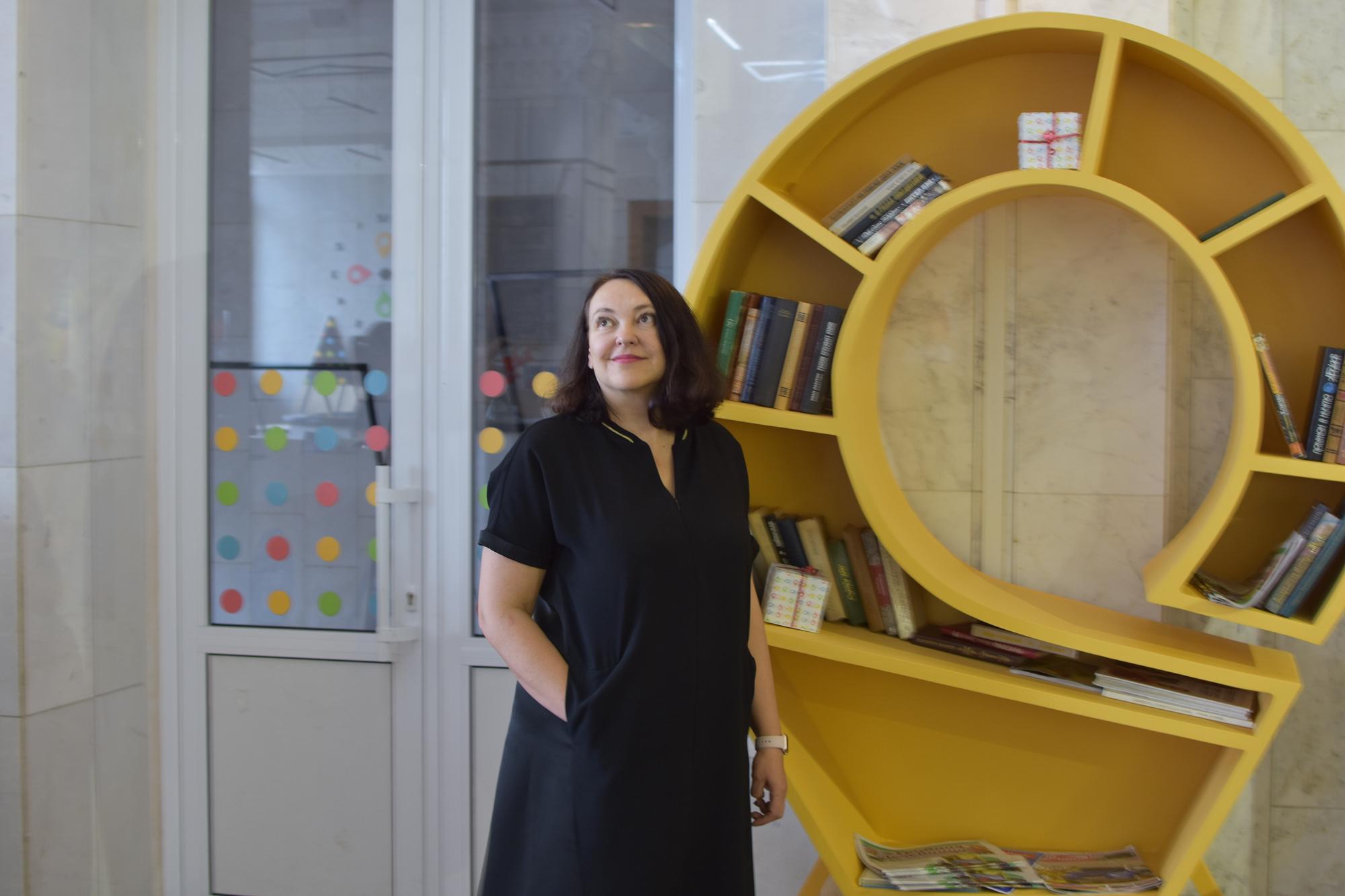 ПОЧТОВАЯ ПРОГРАММА: Лилия Бушина из «Укрпочты» рассказывает, как обучить 38 000 человек и зачем ее компания нанимает банкиров