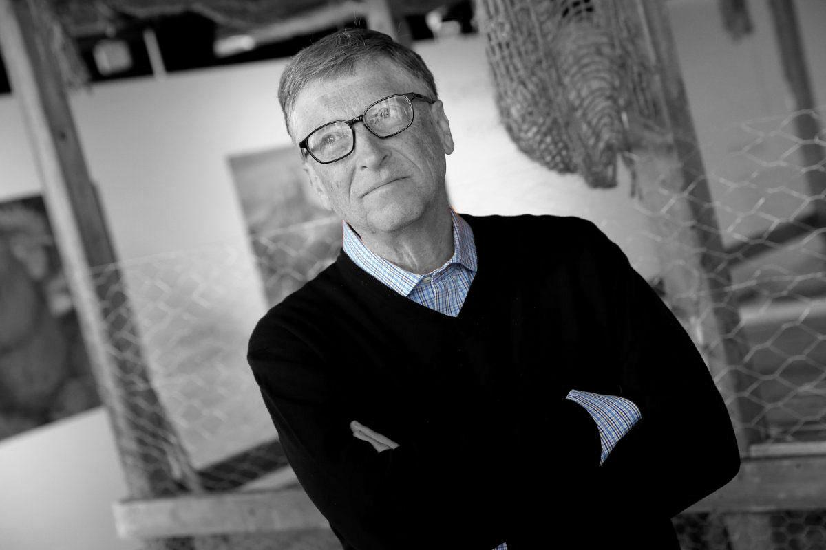 Как в 63 года быть счастливее, чем в 25. Четыре рекомендации от Билла Гейтса