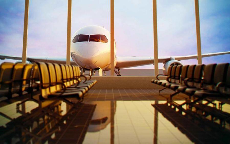 Международный аэропорт «Борисполь» - весенний оригинальный старт