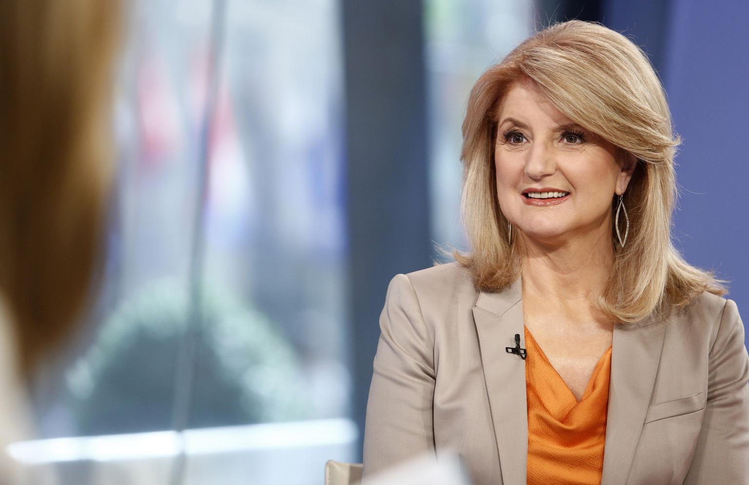 ТРЕСНУТЬ ПО СТРЕССУ: Арианна Хаффингтон, основательница Huffington Post, объясняет, как победить эпидемию стресса