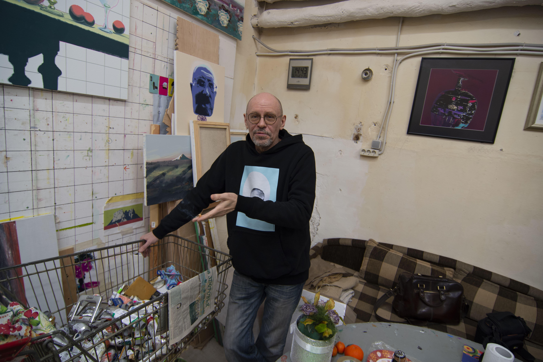 СИМВОЛЫ ТИСТОЛА: художник Олег Тистол о том, почему плохо — это хорошо