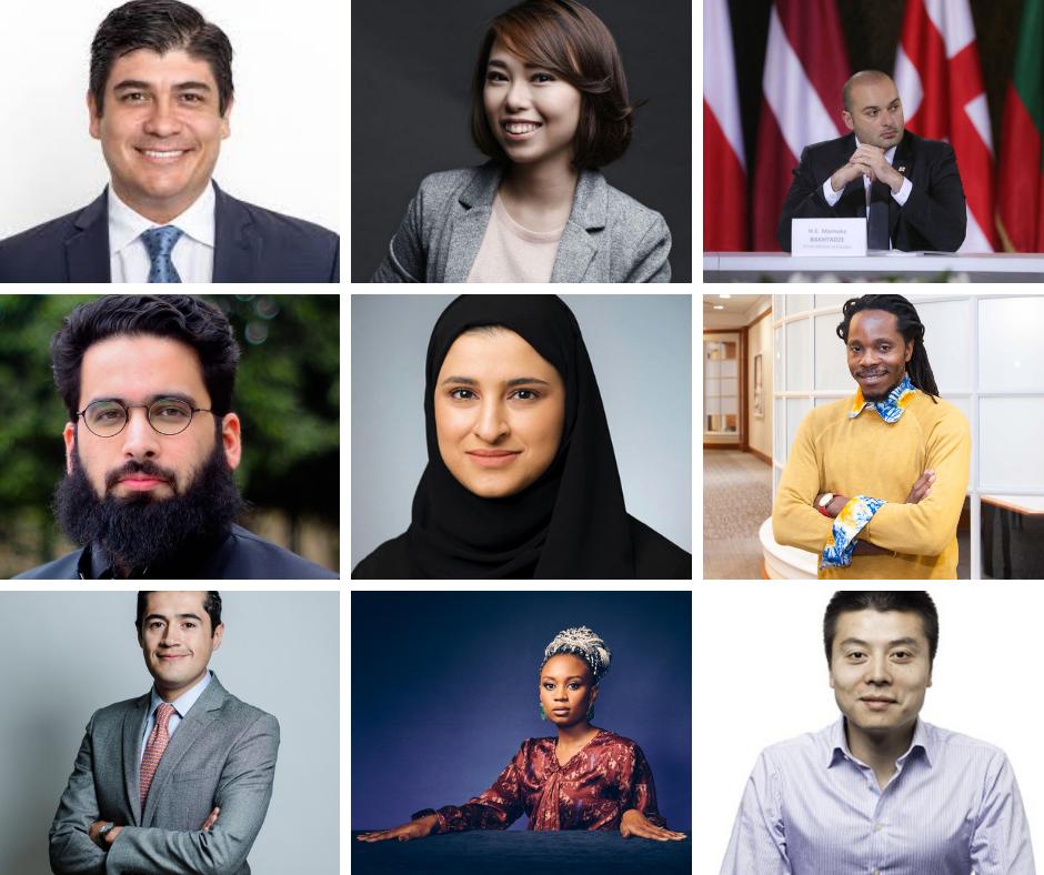 МОЛОДЫЕ И ГЛОБАЛЬНЫЕ: форум Young Global Leaders представил удивительных лидеров моложе 40 лет
