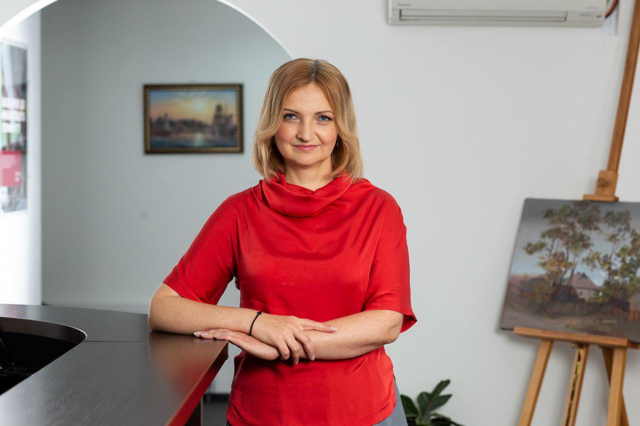 ЛУЧШИЙ АКТИВ — КРЕАТИВ: Марина Супрун из Forward Bank о том, что будущее принадлежит тем, кто способен творить