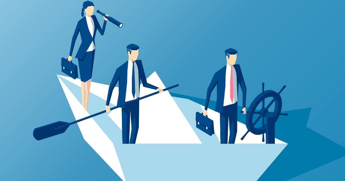 50 ОТТЕНКОВ ЛИДЕРСТВА: как оставаться лидером, когда ничего другого не остается