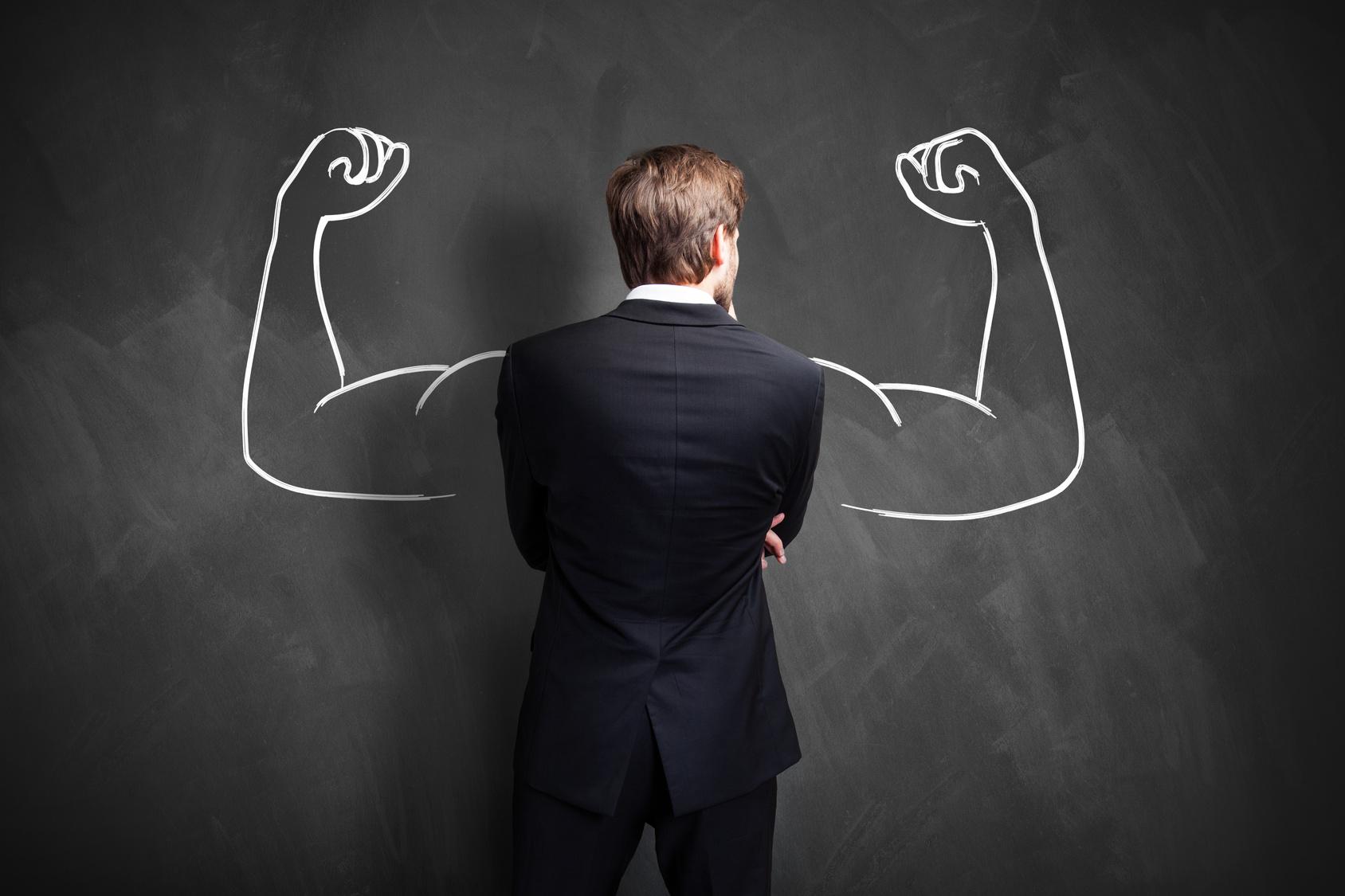 ОФИСНЫЙ ХАЛК: 6 способов подделать уверенность, когда вы чувствуете себя неуверенно