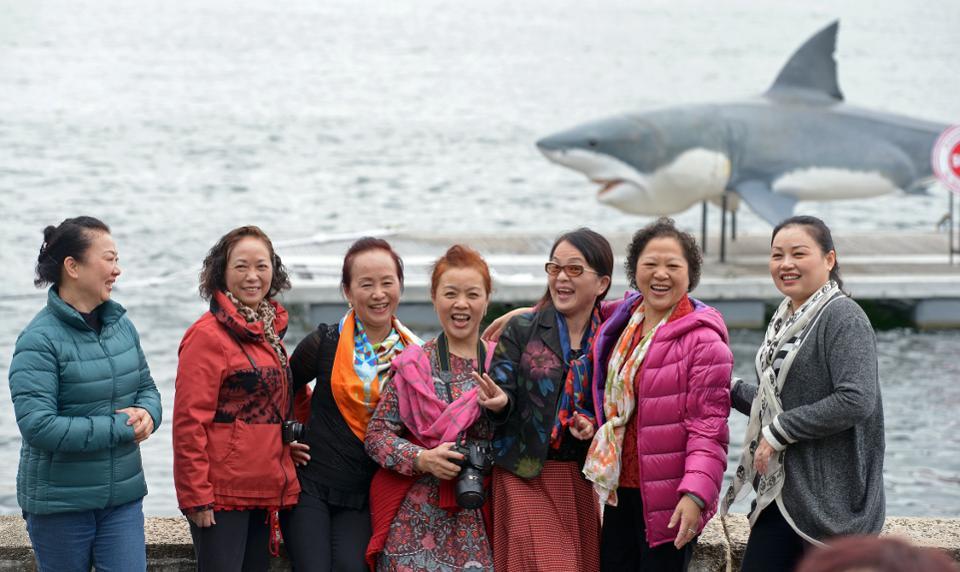 ВСЕ БУДЕТ КИТАЙ: туризм будущего будет китайским - ежегодно около 100миллионов китайских туристов отправляются в другие страны