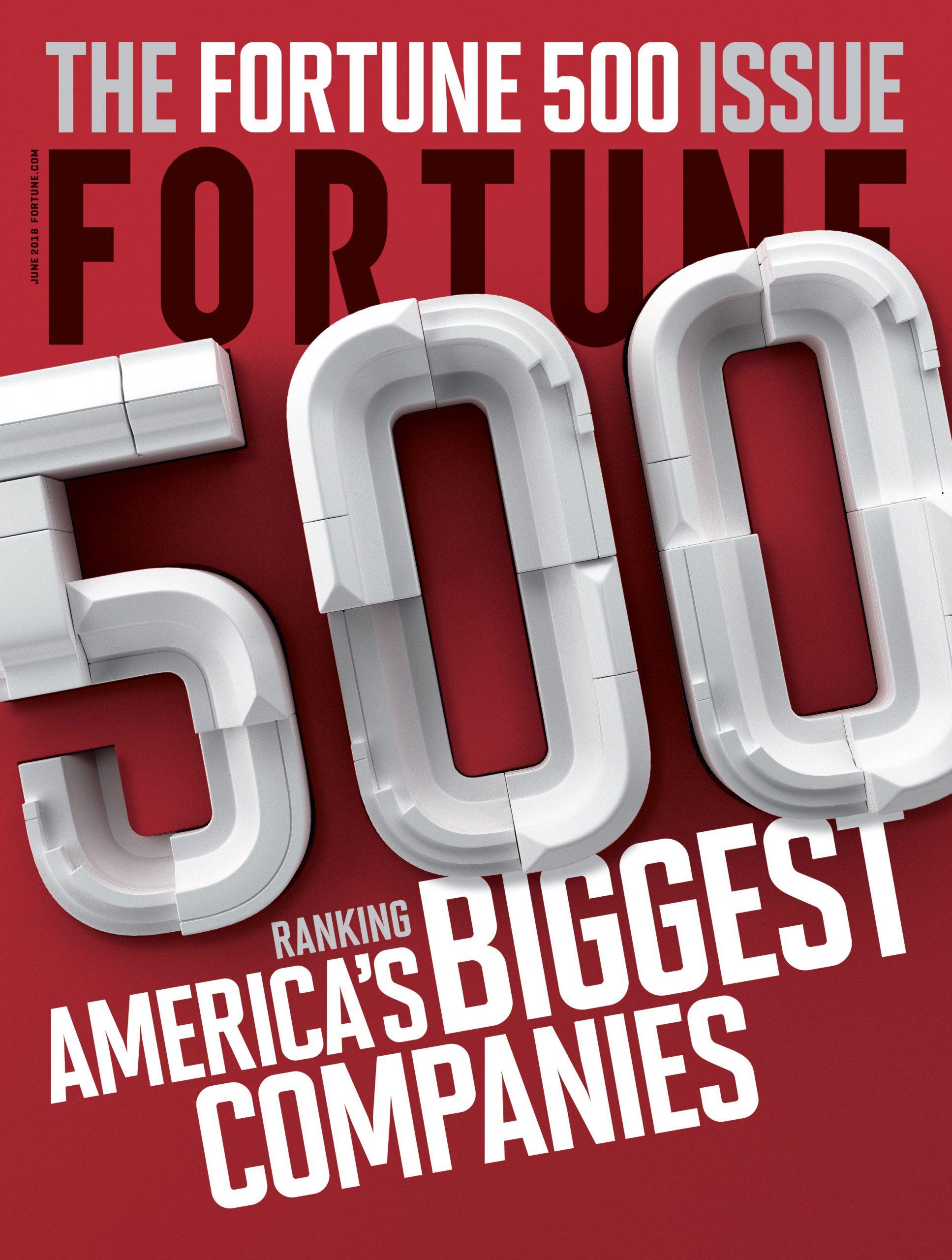 Результаты опроса СЕО из списка Fortune 500 за 2019 год