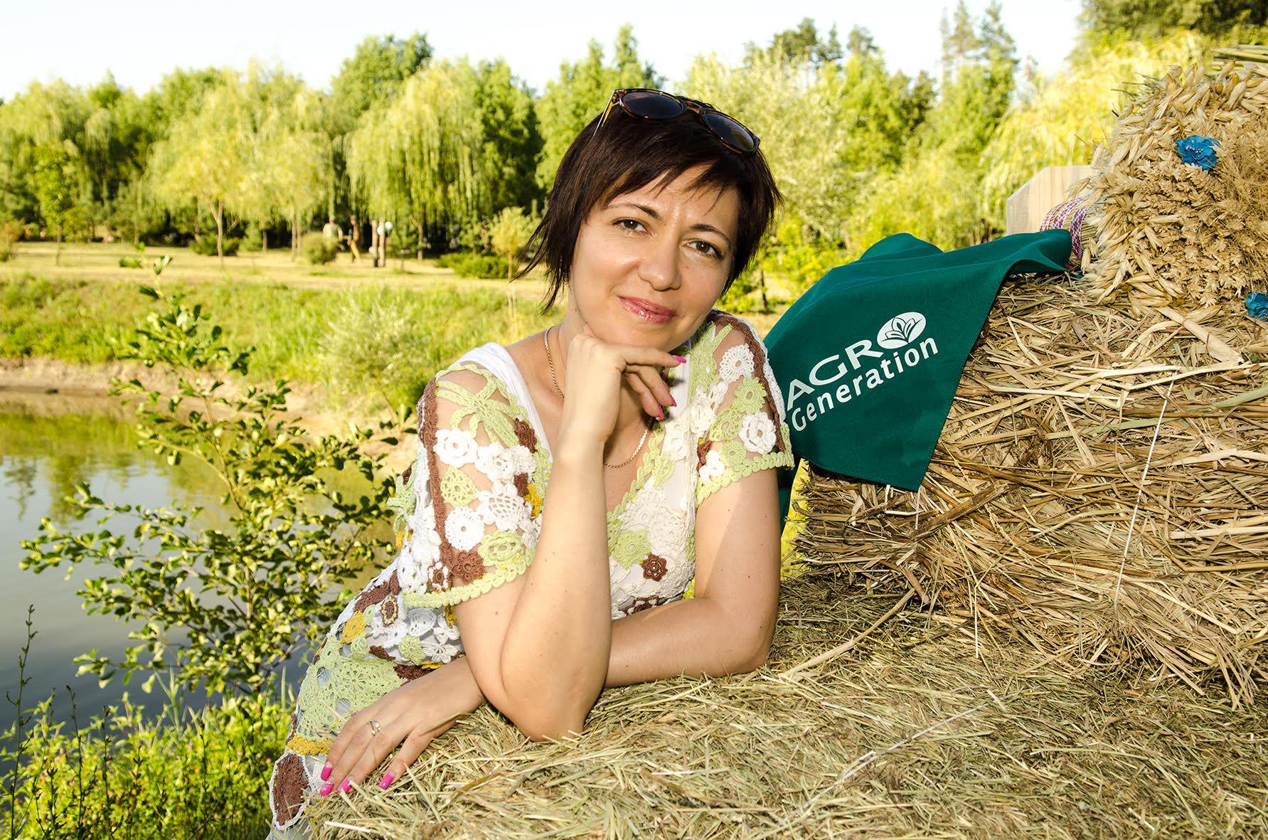ПРОРОЩЕННЫЕ ИННОВАЦИИ: Светлана Кедрова, глава HR-службы компании AgroGeneration, о главном урожае компании — кадровом