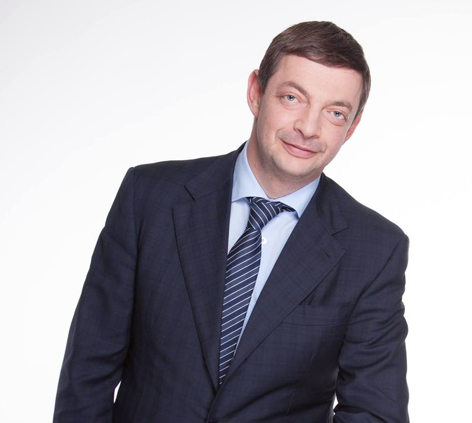 НЕОБРАТИМЫЕ ИЗМЕНЕНИЯ: Олег Гороховский, один из основателей Monobank, о начале новых проектов, мифе Юлия Цезаря и идеальном менеджере