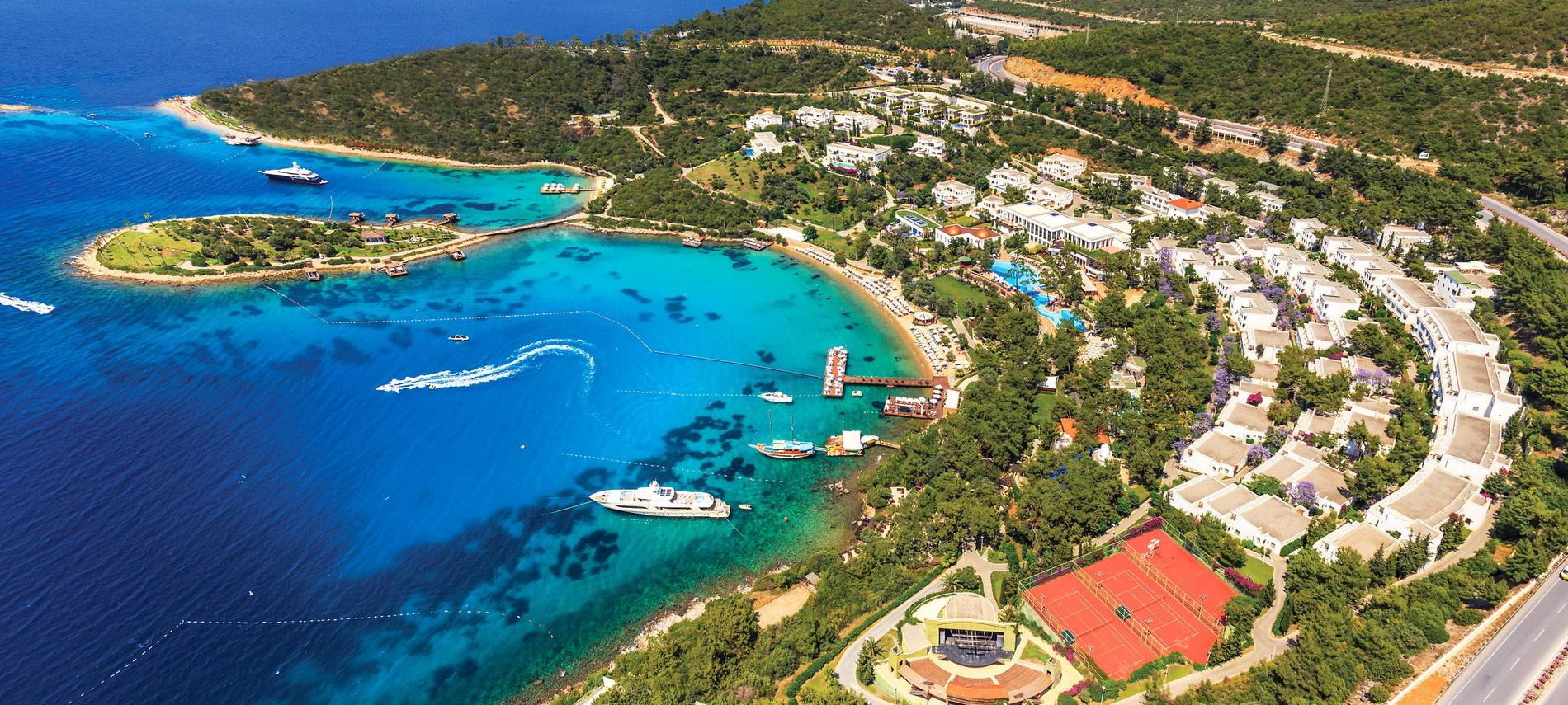 Забудьте про Францию и Италию: Макакизи на Турецкой ривьере – вот где вы должны быть этим летом