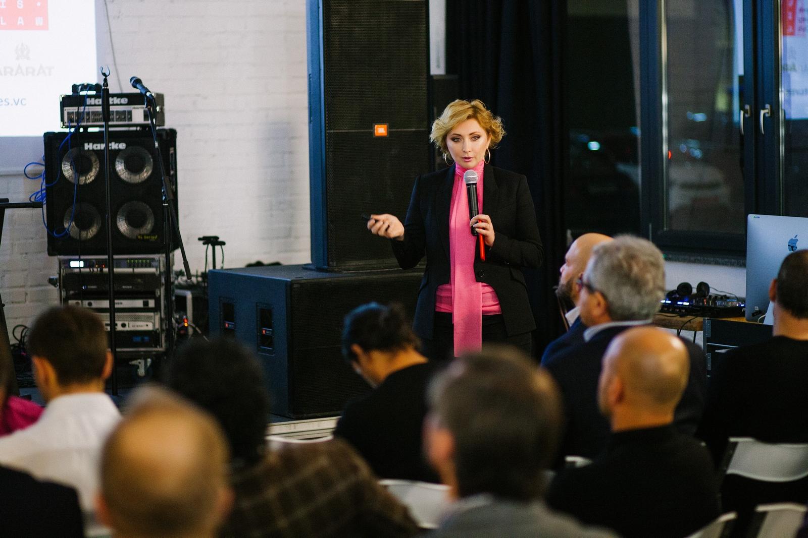 ОЦЕНИМЫЙ ВКЛАД: Виктория Тигипко из TA Ventures о том, как за 0 000 купить опыт, научиться правильно дышать и о «черном списке» инвесторов