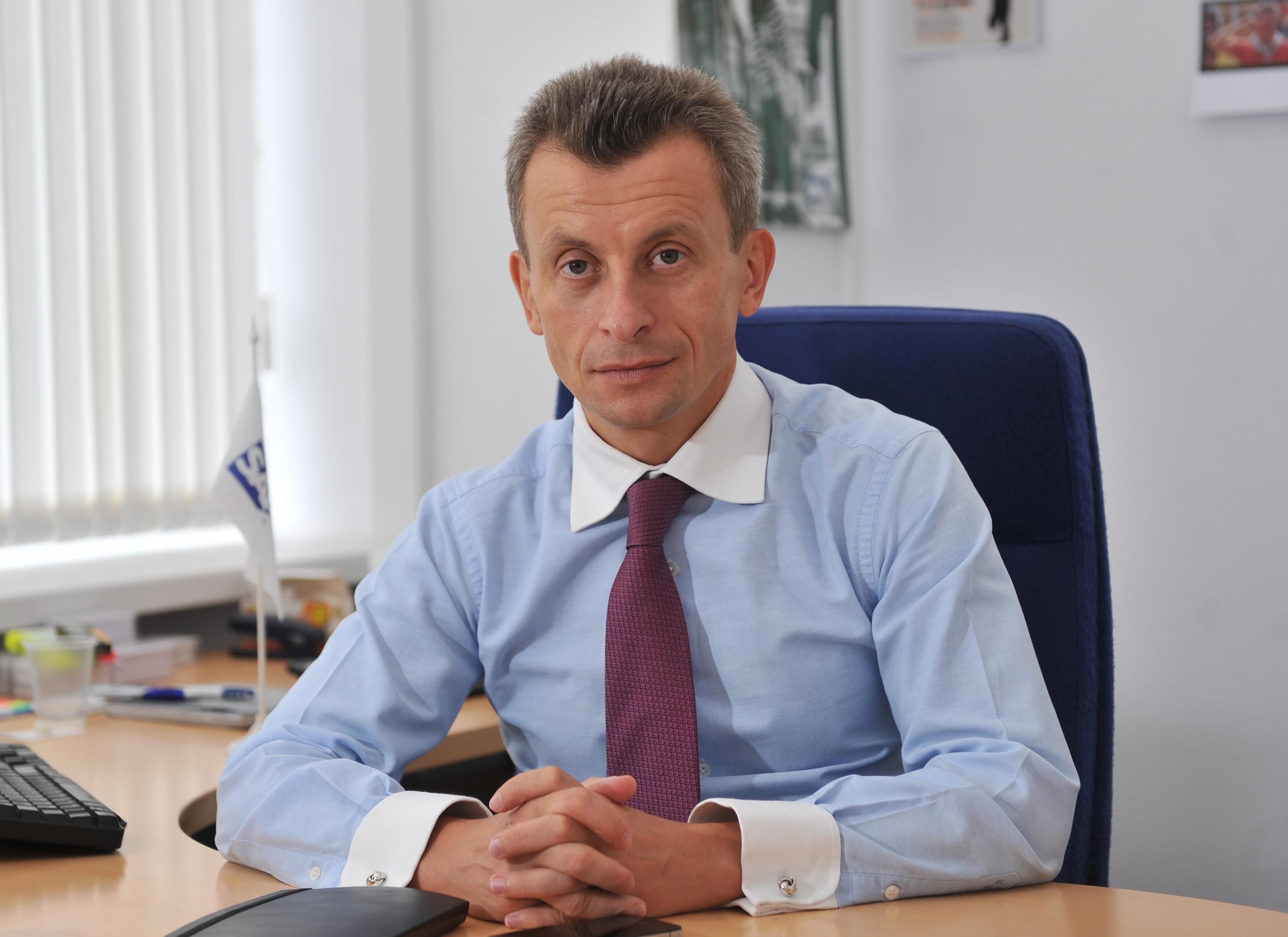 ДО ОБЛАКОВ: Максим Матяш, директор  SAP Ukraine, отом, как автоматизировать предприятие. Сумом