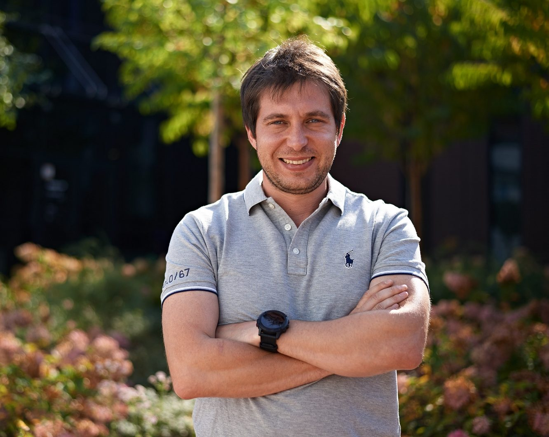 ПАРКОВАЯ ЗОНА: Макс Яковер из UNIT.City об украинцах в Snapchat, «единорогах» и о том, как легко переплыть Босфор