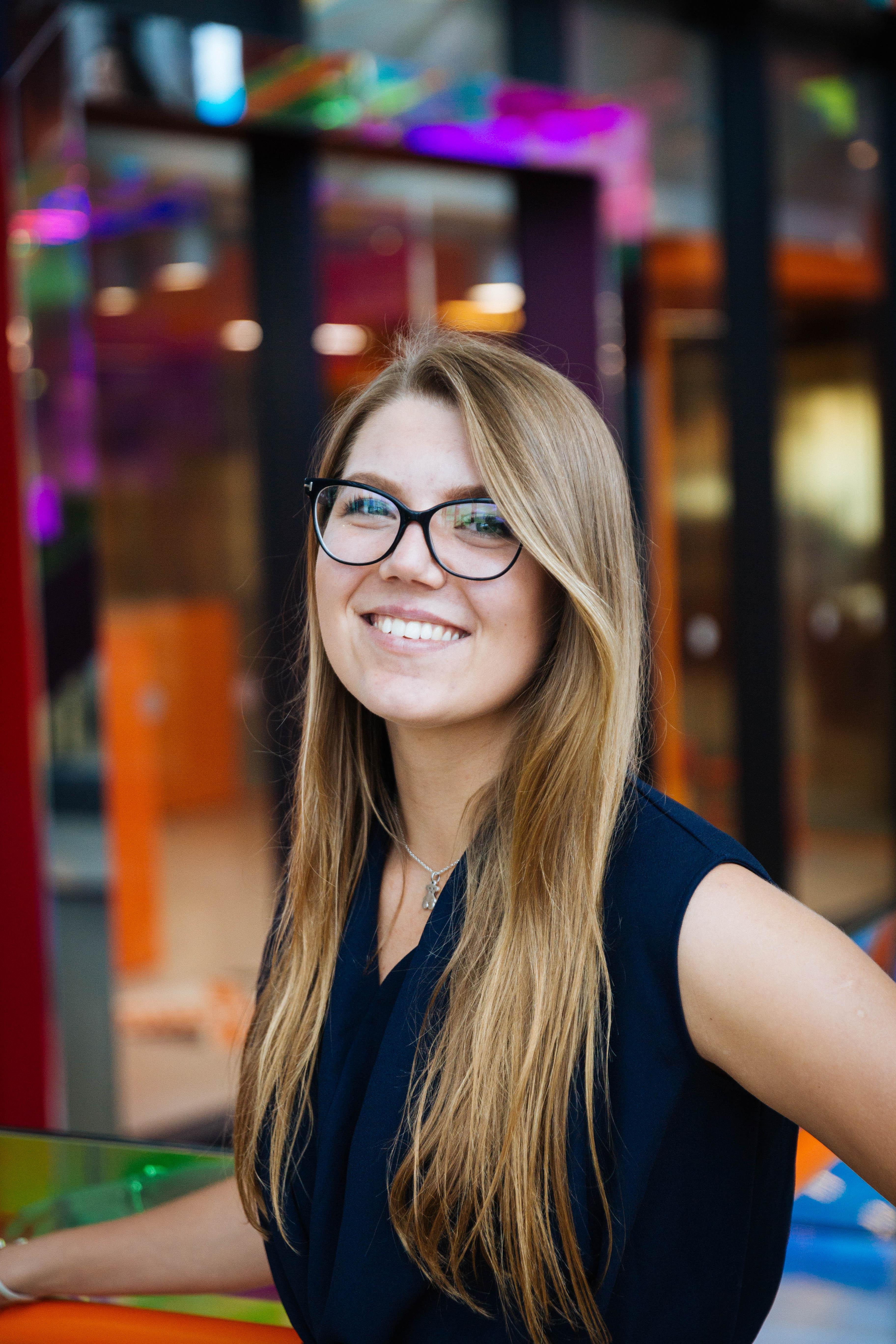 ПОИСКОВАЯ ОПЕРАЦИЯ: Мария Лукаш из дублинского офиса Google о работе, на которой можно жить. По своей воле.