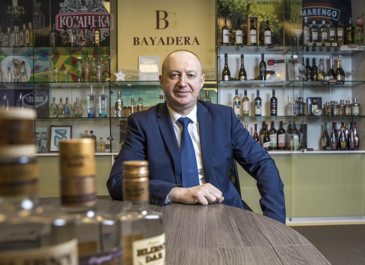 НУЖНЫЙ ГРАДУС: Анатолий Корчинский из Bayadera Group о культуре пития и как это меняет спрос на рынке