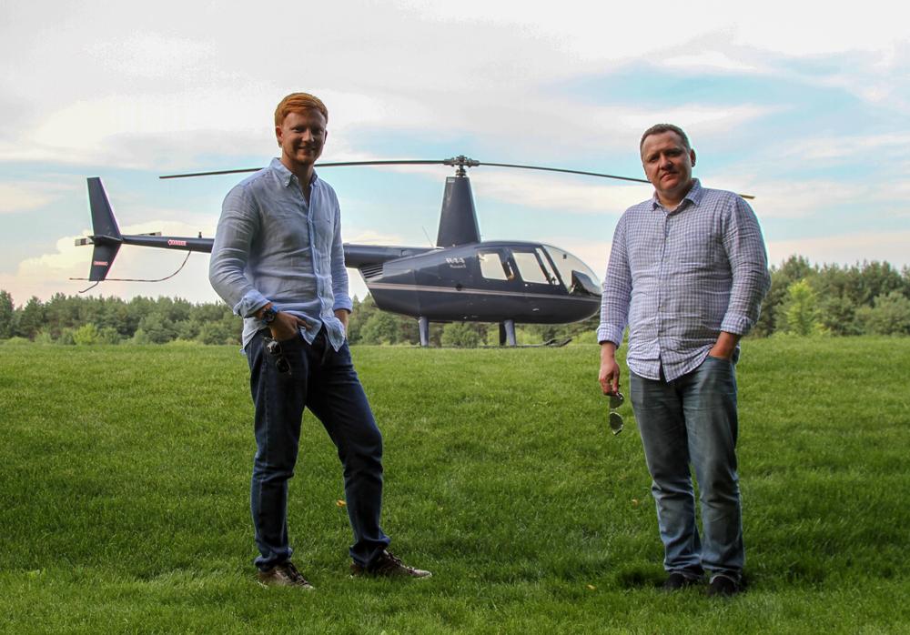 СТЕПЕНЬ СВОБОДЫ: адвокат Сергей Боярчуков и владелец компании по продаже вертолетов Максим Лунев об особом подходе кведению бизнеса