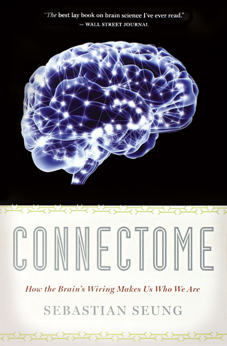 ЭТО МОЯ КНИГА: «Connectome», Себастьян Сеунг