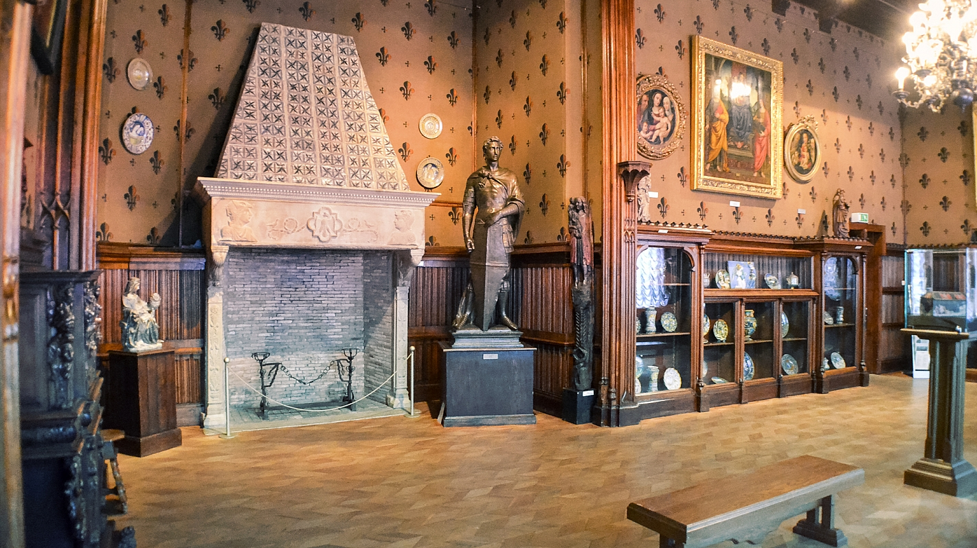 24 октября открылась выставка Рембрандта ван Рейна в музее Ханенко