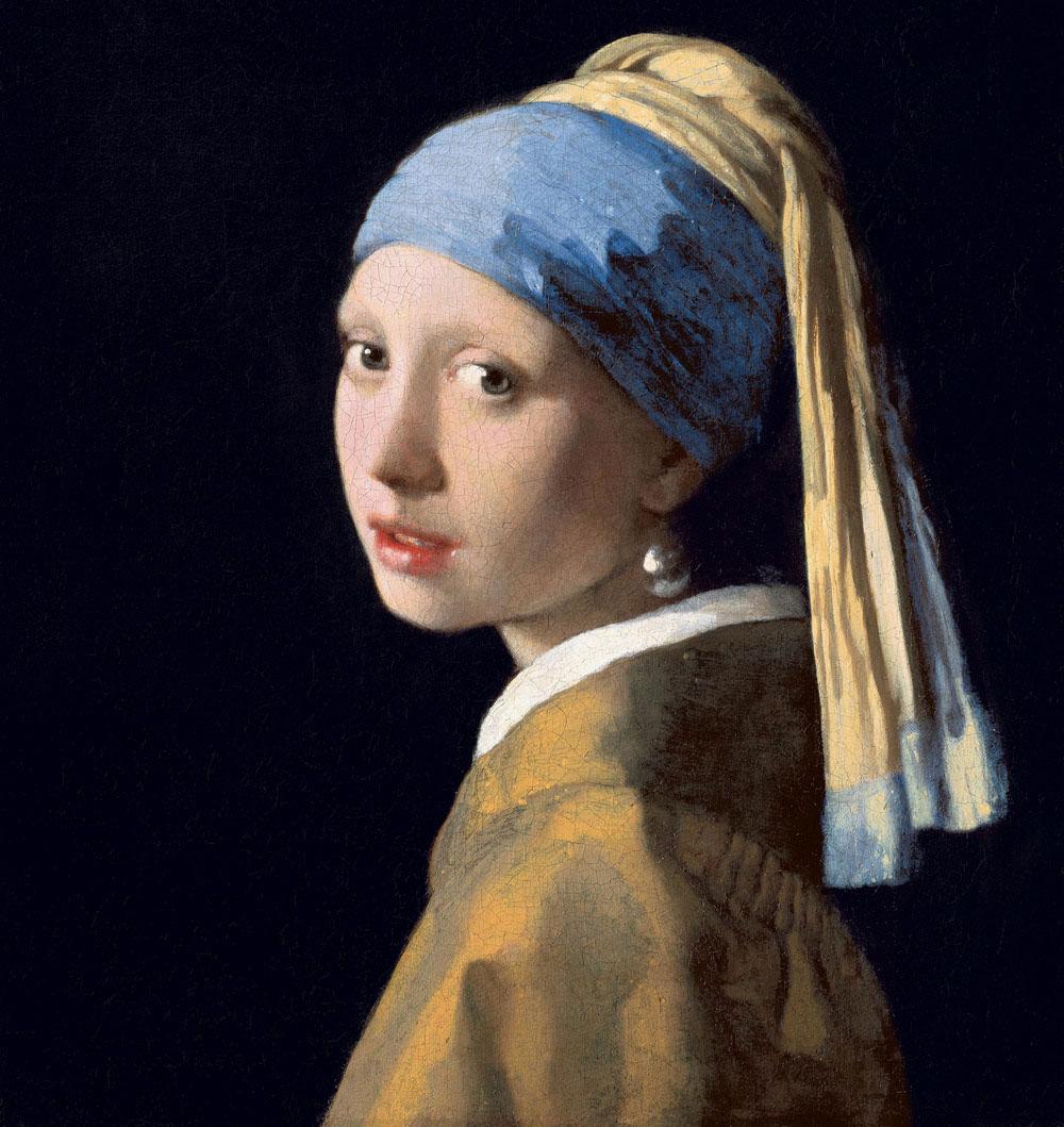 31 ОКТЯБРЯ - ДЕНЬ РОЖДЕНИЯ ЯНА ВЕРМЕЕРА: лицо живописца