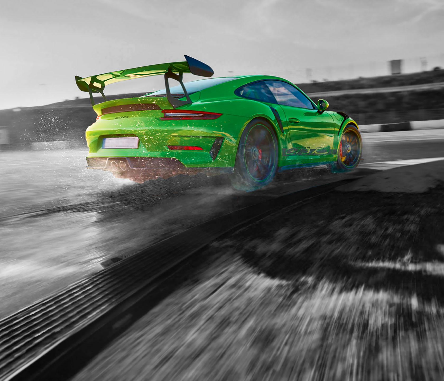 Клуб Porsche 911: Круги зеленого ада