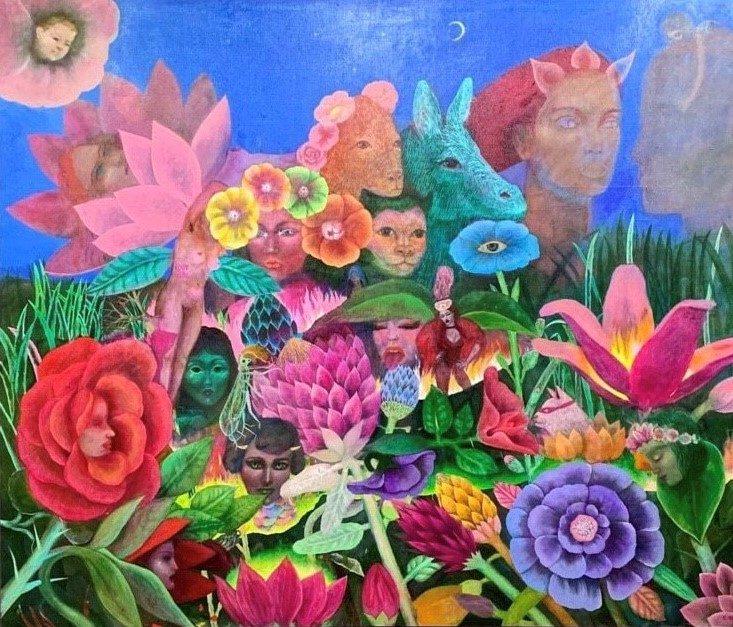 FABRICANTE FABRICARUM: опасный рай Инны Хасилевой